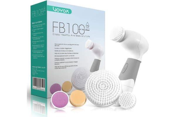 cepillo limpiador facial eléctrico FB100