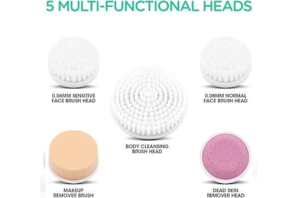 mejor cepillo facial calidad precio voyor fb100
