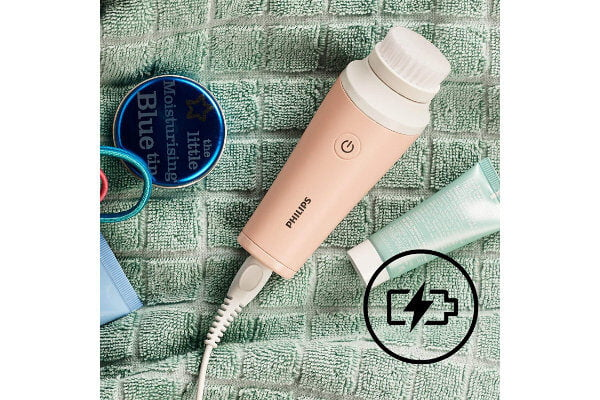 cepillo limpiador facial rotativo philips visapure bsc111 viaje