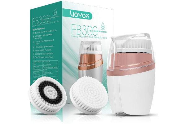 cepillo limpiador facial eléctrico FB300
