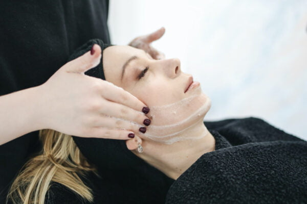 piel sana con limpia poros