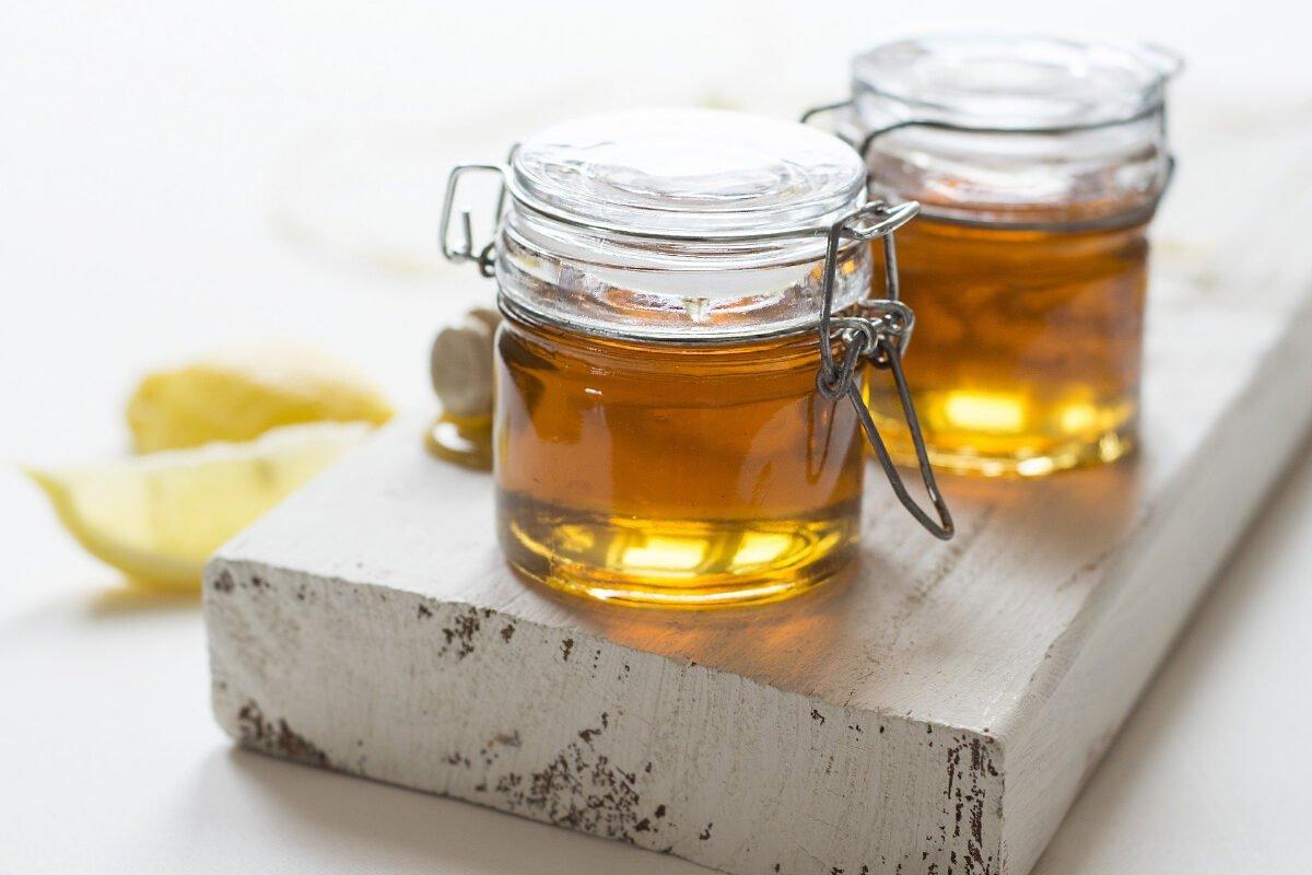 miel para cerrar los poros